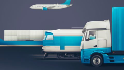 Supply Chain, Logistics and Transportation Cover Image