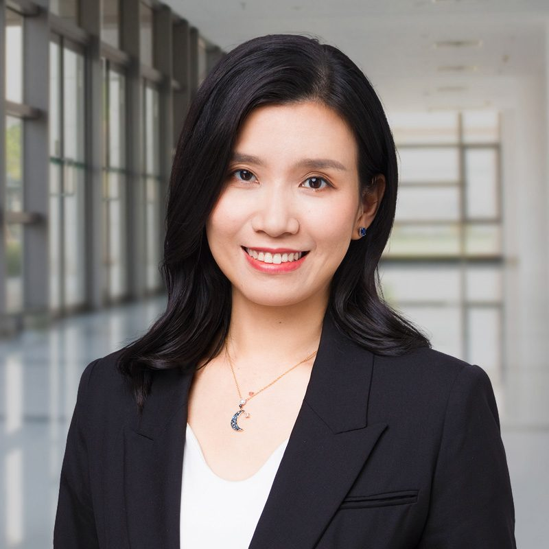 Kate Huang Consultant Photo