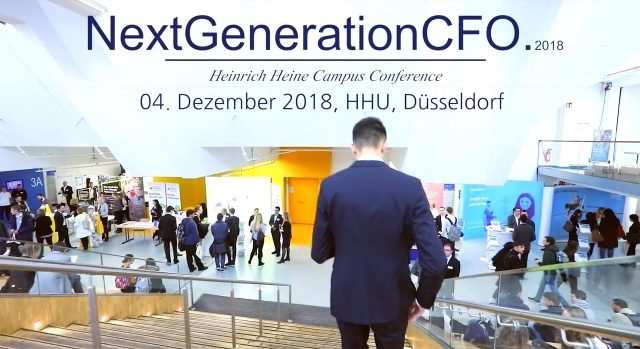 Judit Kollesch, Stanton Chase Düsseldorf supports the Next Generation CFO Congress Series: Next Generation CFO 2018 and 2017 (NGCFO 2018, NGCFO 2017) Cover Image