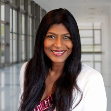 Sandhya Johnson, Ph.D. Photo